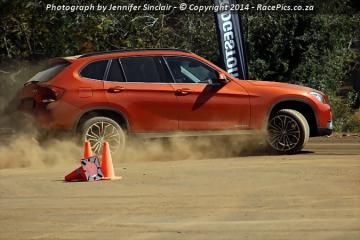Gravel Skidpan - 2014-05-10