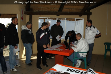 Pits People and Prize Giving - 2014-10-18