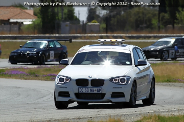 BMW CCG Club Racing Series - 2014-10-18