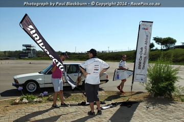 Bridgestone BMW CCG Driver Training and Skidpan Gymkhana - 2014-12-07