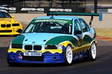 Bridgestone BMW Club Racing Series - Race 1 - 2018-07-21