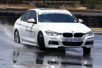 Bridgestone BMW Car Club Gauteng Skidpan Autocross - 2018-11-17