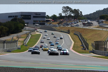 Bridgestone BMW Club Racing Series Race 1 - 2018-12-01