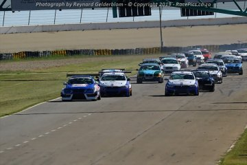Bridgestone BMW Club Racing Series - Race 01  - 2019-04-27