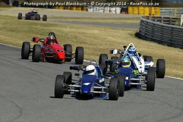 Hankook Formula Vee - 2014-04-26