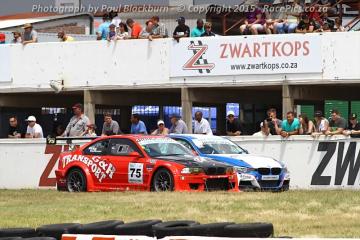 Bridgestone BMW Club Racing Series - 2015-03-21