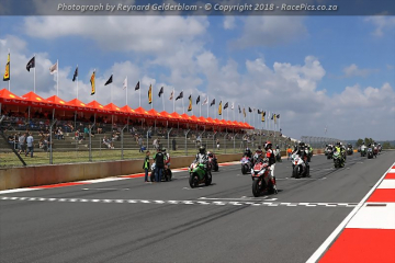 Red Square Kawasaki ZX-10R Masters Cup - 2018-03-24