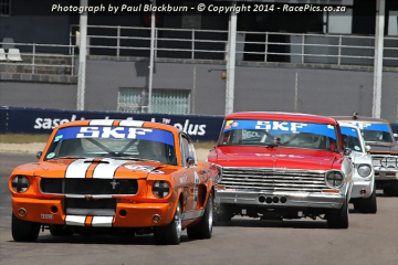 SKF Pre-1966 Legends of the 9 Hour Production Cars - 2014-04-12