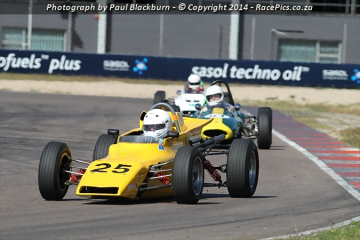 Pre-1972 Historic Single Seaters - 2014-04-12