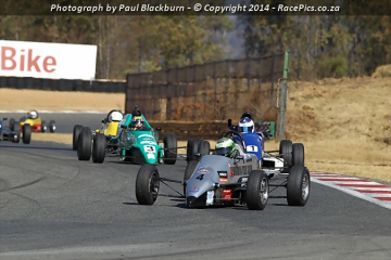 Formula Ford and Kent - 2014-07-12