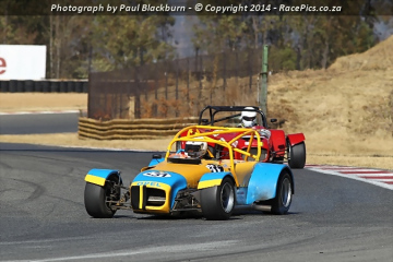SABAT Batteries Lotus Challenge - 2014-07-12