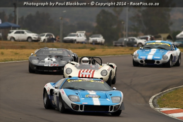 SKF Pre-1966 Legends of the 9 Hour Production Cars - 2014-10-11