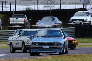 Historic Handicap Racing - 2016-04-09