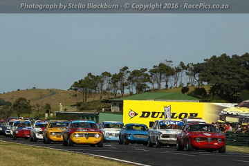 SKF Legends Saloon Cars & LITTLE Giants - 2016-06-04