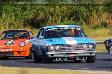 Marlboro Crane Hire Historic Saloon Cars and Sports & GT - 2016-06-04