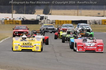 GeyserWorx Historic Endurance Series - 2016-09-10