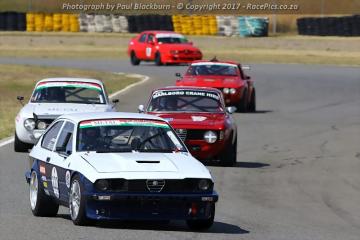 Metal Used Alfa Trofeo Challenge - 2017-04-29