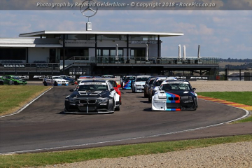Race 1 - Bridgestone BMW Club Racing Series - 2018-04-07