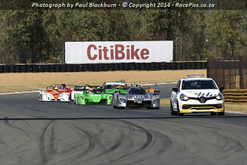 Yokohama MPC and SRA and Midvaal Historics - 2014-08-23