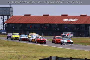 SA Mechanical Seals Alfa Trofeo and Midvaal Historics - 2015-10-17