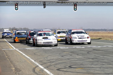 Yokohama Modified Production Cars, Silver Cup and Sports Racing Association - 2016-06-25