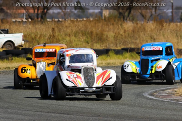INEX Legends Championship - 2016-06-25