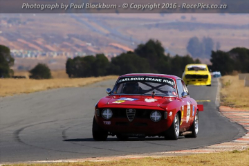 Trofeo Challenge and Midvaal Historics - 2016-08-13