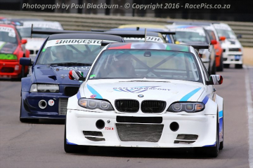 Bridgestone BMW Club Racing Series - 2016-09-17