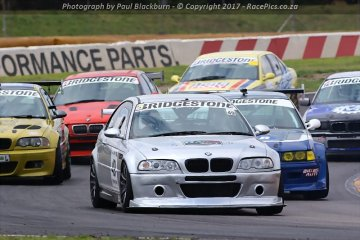 Bridgestone BMW Club Racing Series - 2017-10-07
