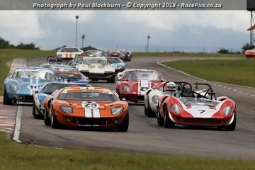 Castrol Edge Pre-1966 Le Mans Sports & GT - 2014-02-01