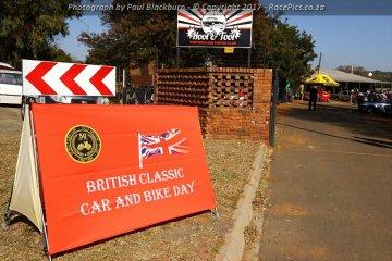 POMC British Classic Car and Bike Day - 2017-06-11