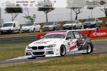 Sav Gaultieri (F30 335i) is once again expected to challenge for overall honours on the day