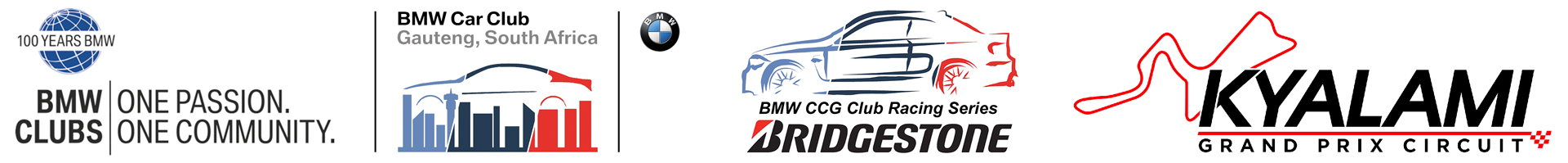 BMW Car Club takes on Kyalami - 29 October 2016