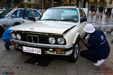 BMW Car Club Gauteng Concours d'Elegance on 4 September @ Nelson Mandela Square