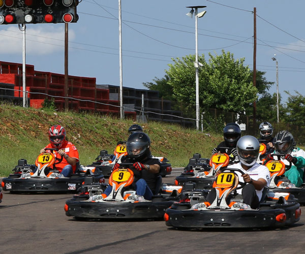 BMW Car Club Gauteng Go-Karting Social Endurance Challenge - 2018
