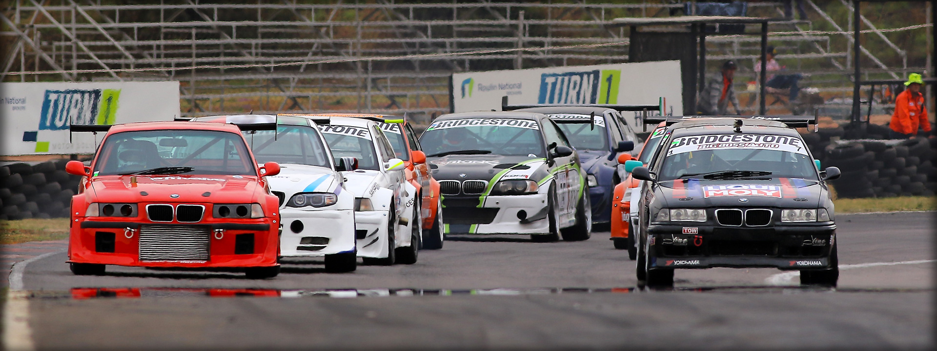 Bridgestone BMW Club Racing Series - Round 6 - Zwartkops - 2016-09-17 - Race Report
