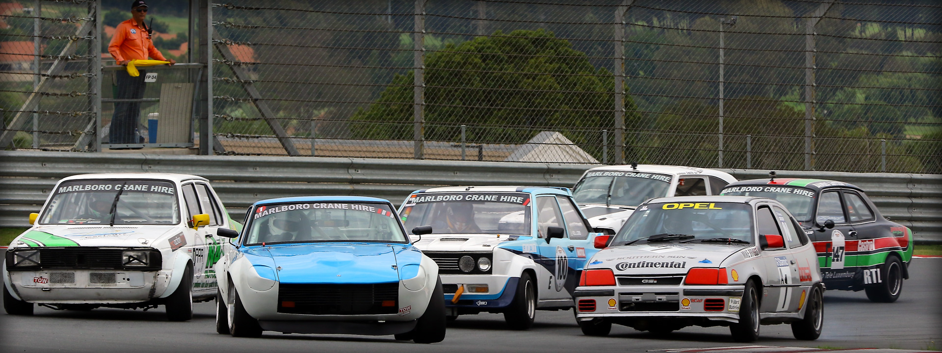 Historic Tour - Round 7 - Kyalami - 2017-12-02 - Photographs