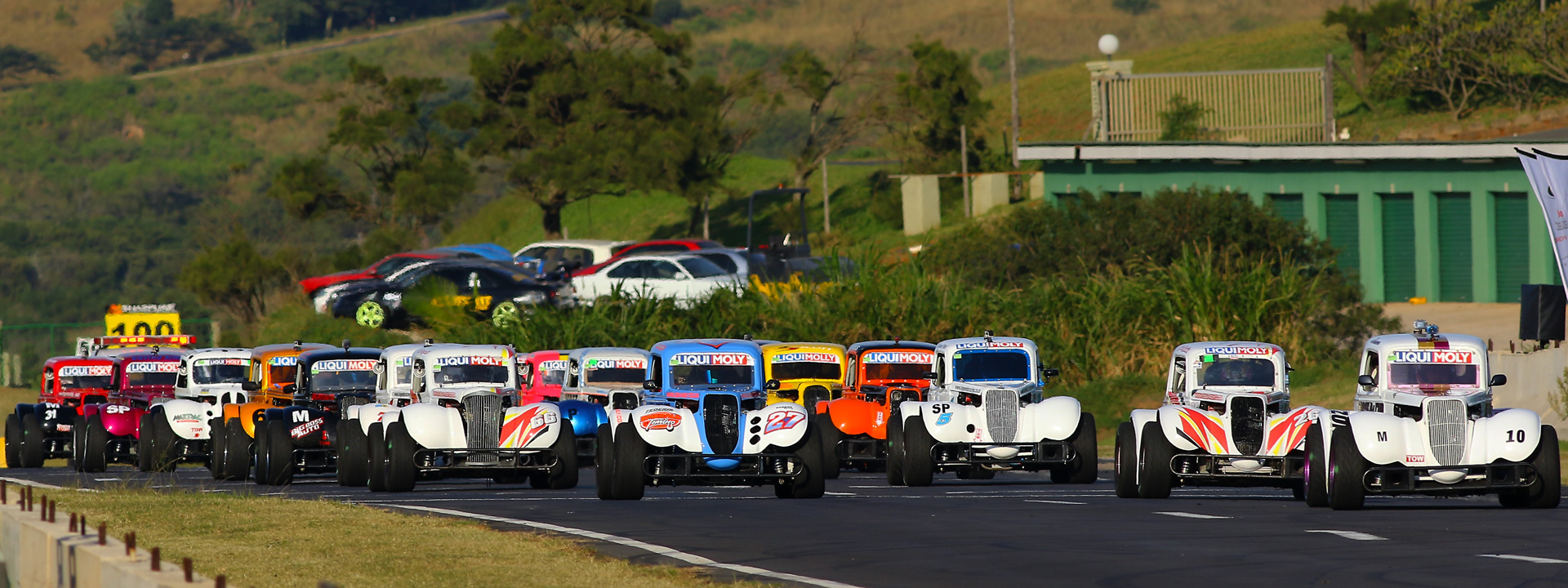 INEX Legends Championship - Round 4 - Dezzi - 2016-06-04 - Race Report