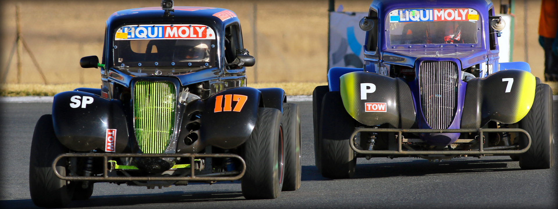 INEX Legends Championship - Round 7 - Red Star Raceway - 2016-08-13 - Race Report