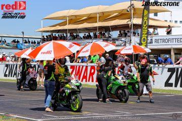 Red Square Kawasaki ZX-10R Masters Cup - Round 2 - 21 March 2017 - Zwartkops Raceway