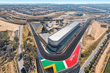 The new Kyalami Grand Prix Circuit