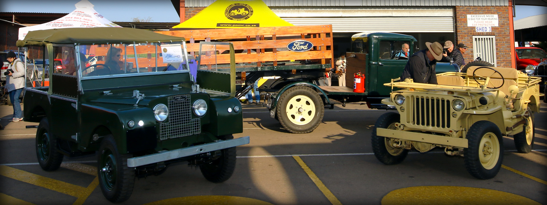 Pretoria Old Motor Club Celebrates its Half Century at this year's Cars in the Park