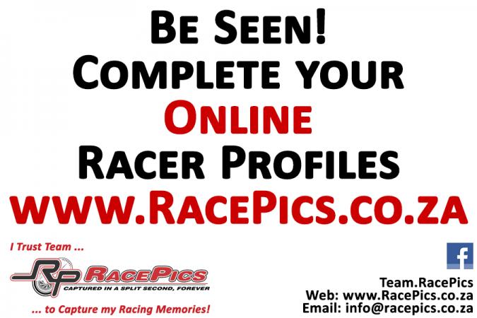 RacePics - Racer Profiles