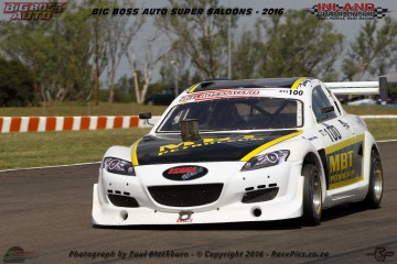 Jody Vianna (Mazda RX8) should head up the GT3 field at his home circuit
