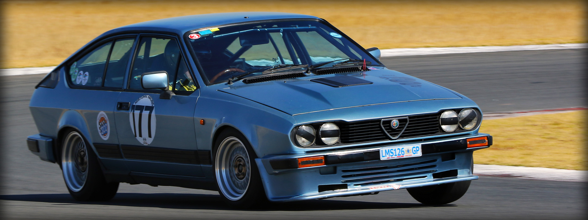 The Historic Tour at Red Star Raceway on 6 August 2016 - Race Report
