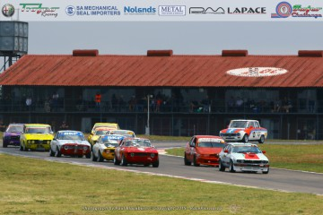Alfa Trofeo Racing - Round 8 - 17 October 2015 - Zwartkops