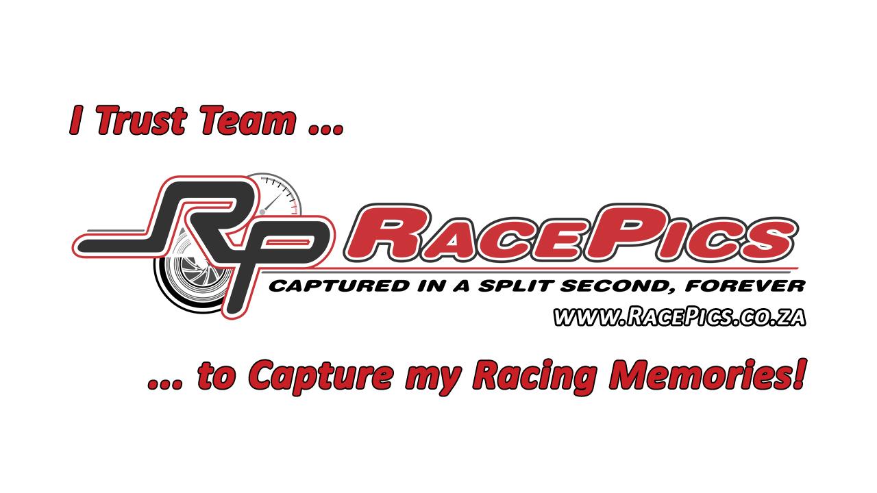 I Trust Team RacePics to Capture my Racing Memories!