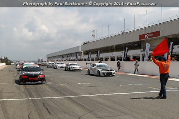 BMW CCG Club Racing Series - 2014-03-09