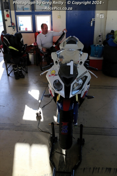 Bike Time Trials - 2014-04-12