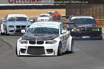 BMW CCG Race Series - Qualifying - 2014-09-20